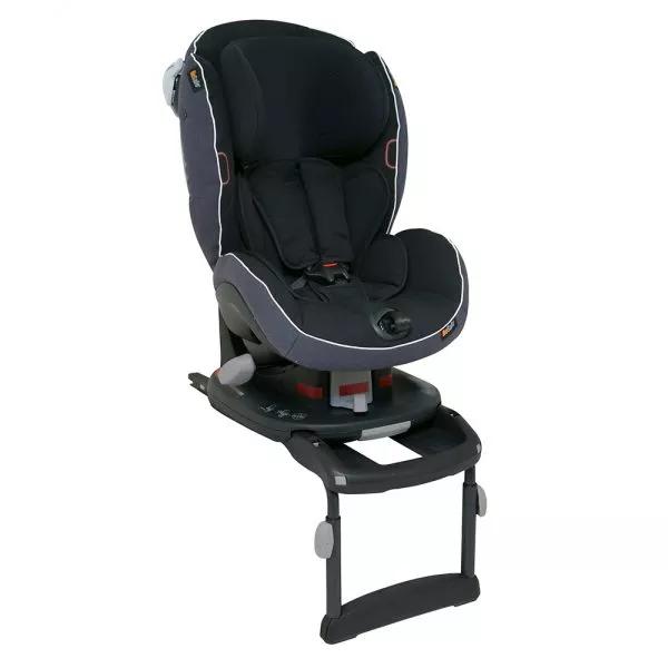 BeSafe IZI Comfort X3 ISOFix autósülés (Col.01 Midnight Black Melange)
