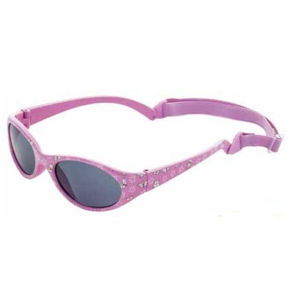Kiddus napszemüveg állítható pánttal Comfort 2-6 év Rózsaszín ... 6c1bd5d932