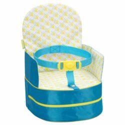 Badabulle hordozható etetőszék (kék B009405 ) 10a4bb957b